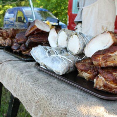 Kūpināti gaļas izstrādājumi