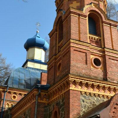 Veclaicenes Vissvētās Dievmātes patvēruma pareizticīgo baznīca