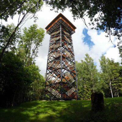 Dēliņkalna skatu tornis